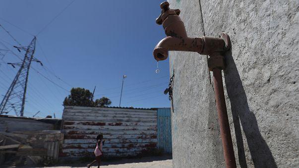 Cape Town kuraklıkla savaşıyor