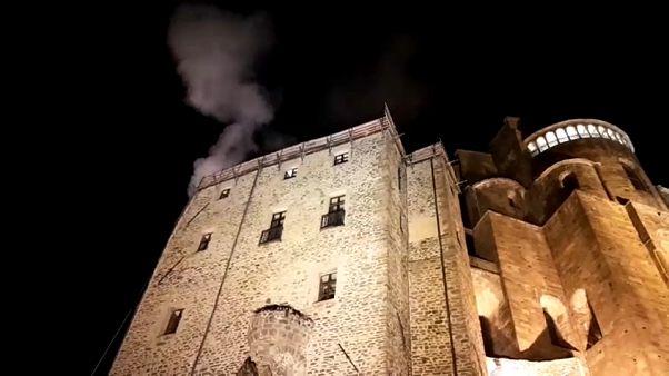 'Gülün Adı' romanının ilham kaynağı manastırda yangın çıktı