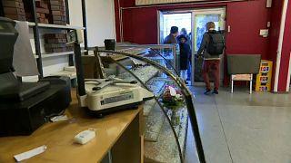 Schutzgelderpressung: Spenden für zerstörte Bäckerei in Kopenhagen