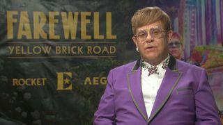 Sir Elton John to quit live touring