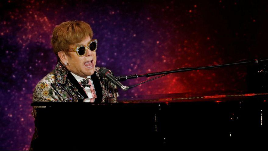 Felhagy a koncertezéssel Elton John