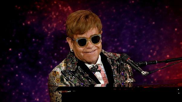 Elton John son turnesine çıkıyor
