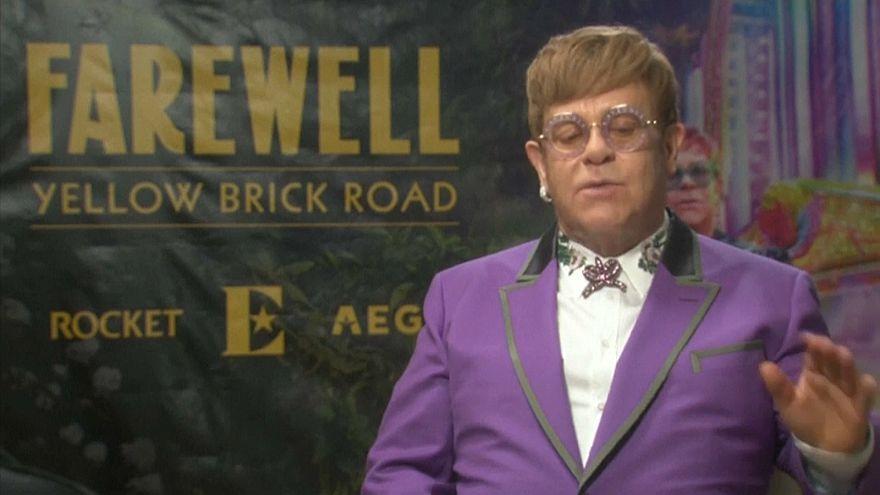 Elton John: Nur noch eine allerletzte Tournee