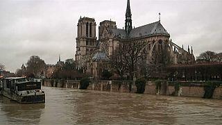 Emitido alerta laranja em Paris