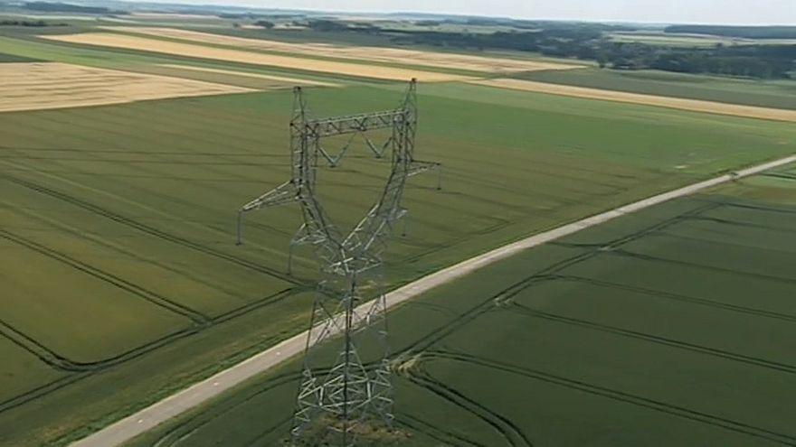 EU baut Stromnetz aus