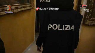 Италия борется с мафией
