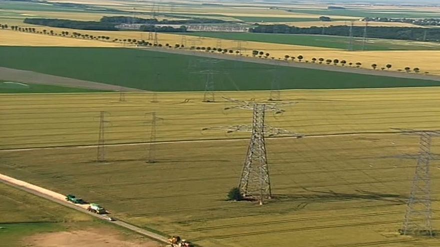 Полмиллиарда на линии электропередачи