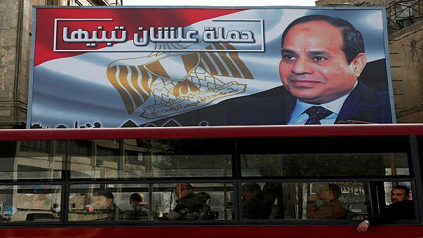 منظمات حقوقية مصرية تصف الانتخابات الرئاسية المقبلة بالاستفتاء