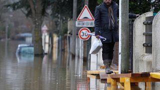 La France toujours confrontée aux crues