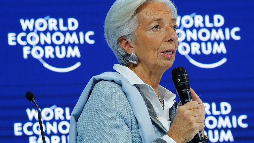 Davos'u kadınlar yönetiyor