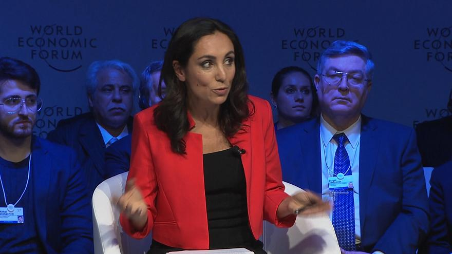 Key moments from Euronews' special debate at the World Economic Forum