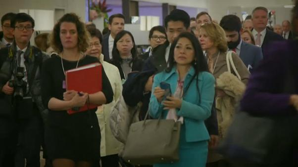 Siete mujeres presiden esta edición del Foro de Davos
