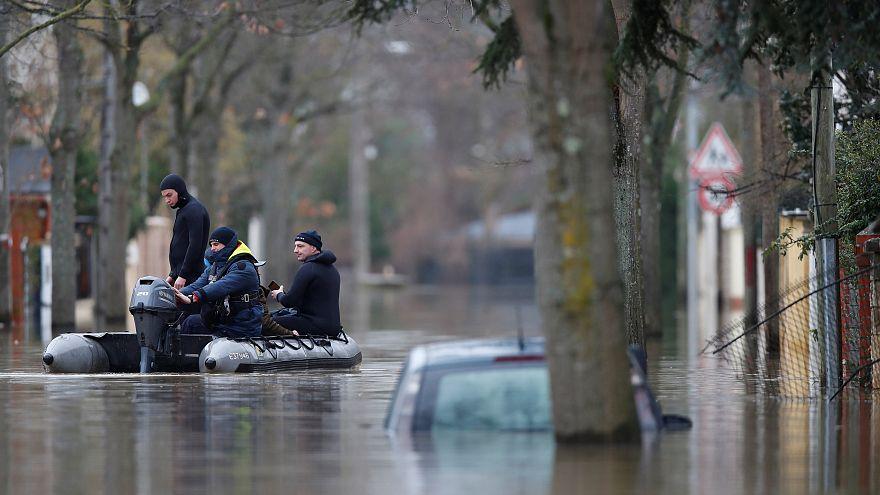 Парижский потоп