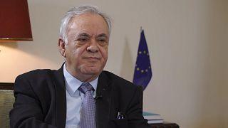 Ο Γιάννης Δραγασάκης στο euronews
