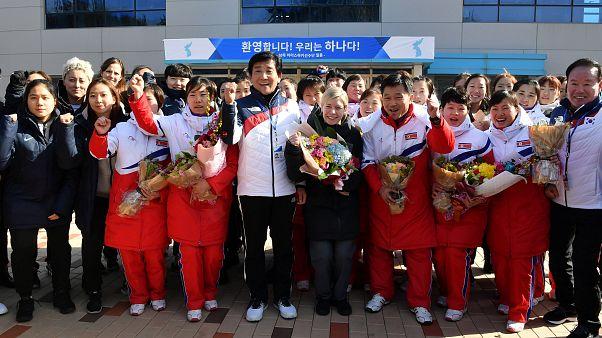 Pyeongchang 2018: l'ispezione della Corea del Nord