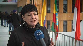 Women chair Davos forum
