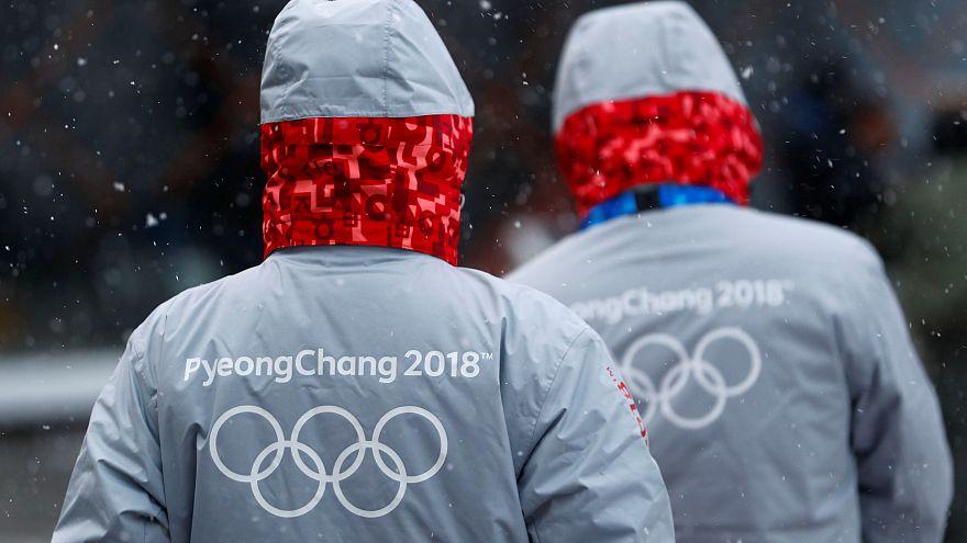 La Corée du Nord en repérage sur les sites olympiques
