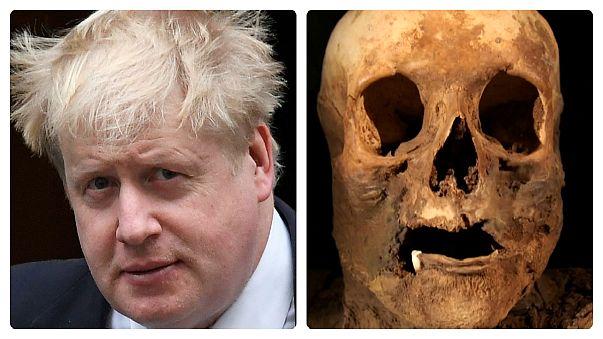 Mummy - Boris Johnson