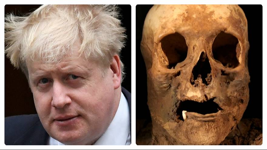 Mummy - Boris Johnson