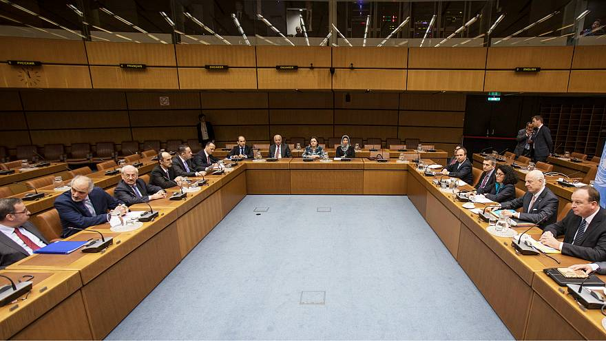 Suriye barış görüşmelerinin yeni turu başladı