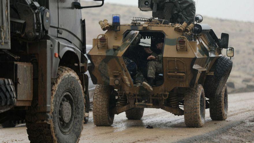 Beyaz Saray'dan Türkiye'ye Afrin çağrısı