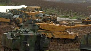 Berlin legt Aufrüstung türkischer Panzer auf Eis