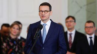 Mr. Mateusz Morawiecki - the new Prime Minister of Poland