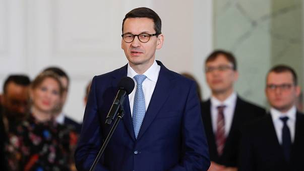 Mr. Mateusz Morawiecki - the new Prime Minister of Poland