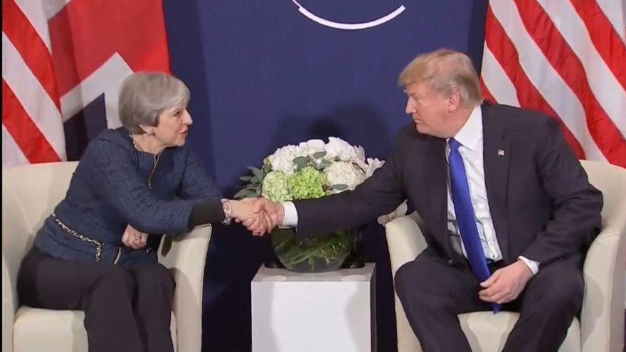"""""""Между США и Великобританией нет натянутых отношений"""""""