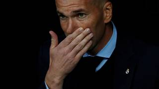 Real Madrid: Zinedine Zidane faces the boot