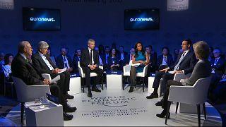 Davos: AB'deki zorlu denklem