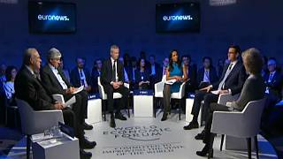 Νταβός: Περί ευρωπαϊκής ολοκλήρωσης η συζήτηση στο πάνελ