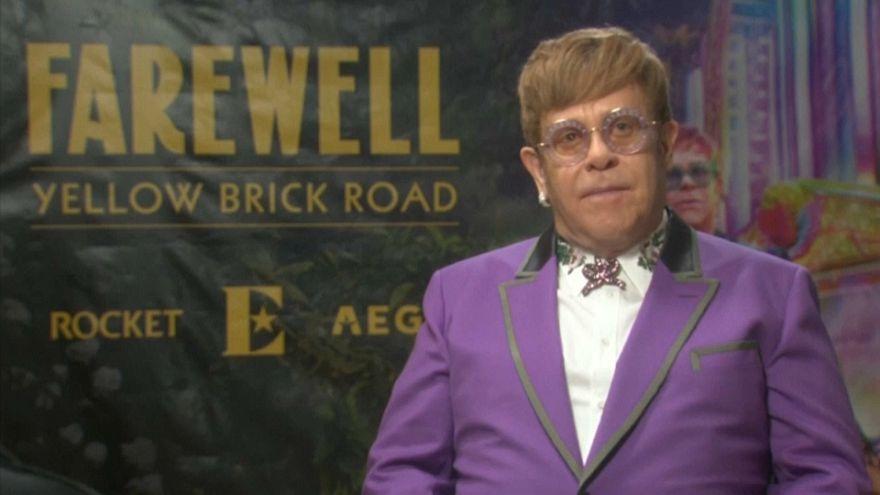 La última gira de Sir Elton John