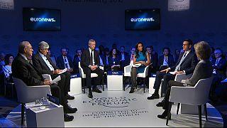 World Economic Forum di Davos: ¨Multilateralismo si o no? Il dibattito moderato da Euronews