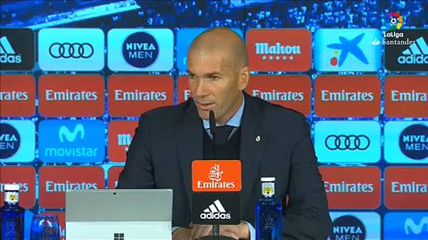 Zidane és csapata kínos kudarca