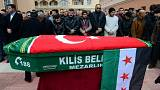 Tovább támadják a törökök a szíriai kurd területet