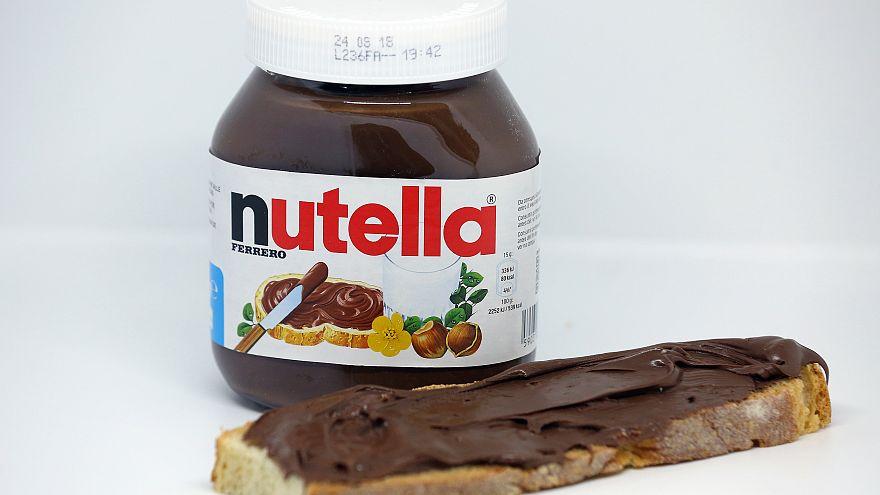"""شاهد: شجار وفوضى في فرنسا داخل محل تجاري وكله من شوكولاتة """"نوتيلا"""""""