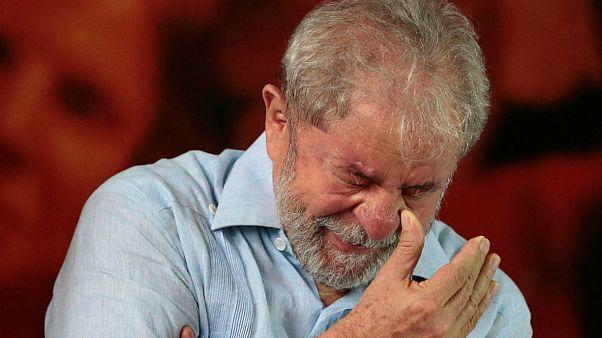 Brezilya İşçi Partisi: Adayımız Lula da Silva