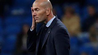 Zinédine Zidane pourrait payer pour les contre-performances du Real Madrid