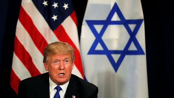 Trump an Palästinenser: Keine Friedensverhandlungen, kein Geld