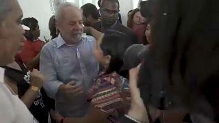 A börtönre ítélt Lula lesz a brazil baloldal elnökjelöltje