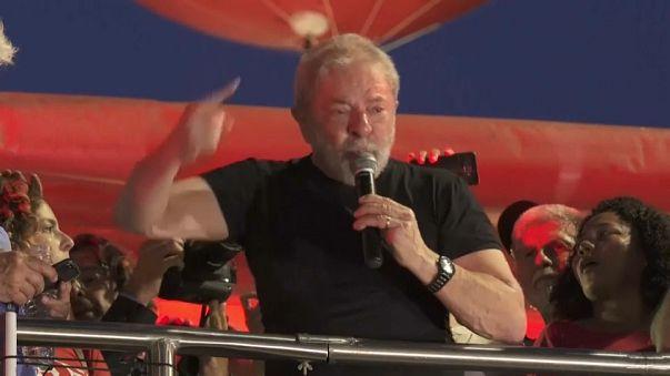 Лула да Силва останется кандидатом в президенты