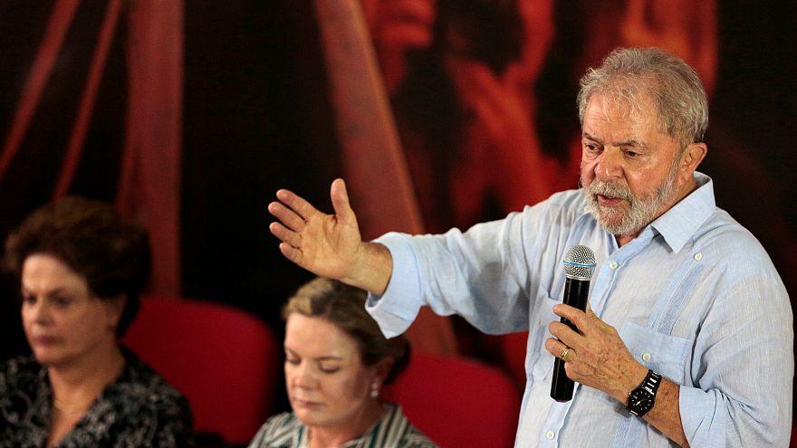 Brazil: Lula pursues presidential comeback campaign