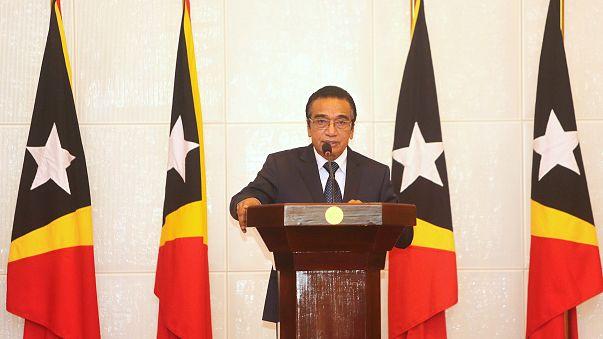 Presidente timorense dissolve Parlamento