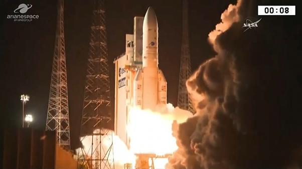 Ariane alert as contact lost