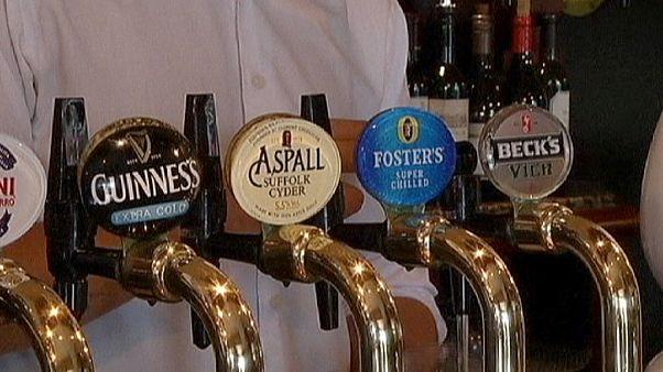 Megszűnik Írországban a nagypénteki alkoholtilalom
