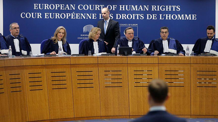 Türkiye AİHM'e hakkında en fazla dava açılan üçüncü ülke