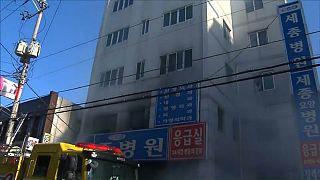 El incendio de Corea del Sur abre el debate de la seguridad en el país