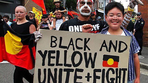 Ημέρα της Αυστραλίας: Διαδηλωτές την αποκαλούν «Ημέρα εισβολής»