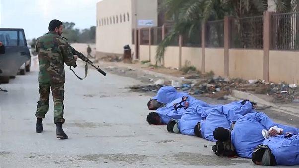 Массовый расстрел в Бенгази